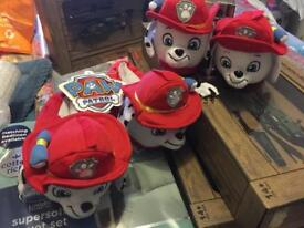 Paw patrol indoor slippers size 5