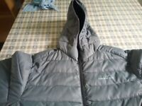 Insulated jacket size small