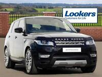Land Rover Range Rover Sport SDV6 HSE (black) 2016-09-26