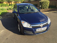 Vauxhall Astra 2008 Blue 1.6 *ONLY 44k Miles* *MOT, SERVICED & INSURED* SALE £1900 ONO