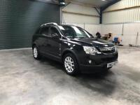 2013 Vauxhall antara exclusive 2.2cdti 4wd leather 52,000!! Pristine guaranteed cheapest in country