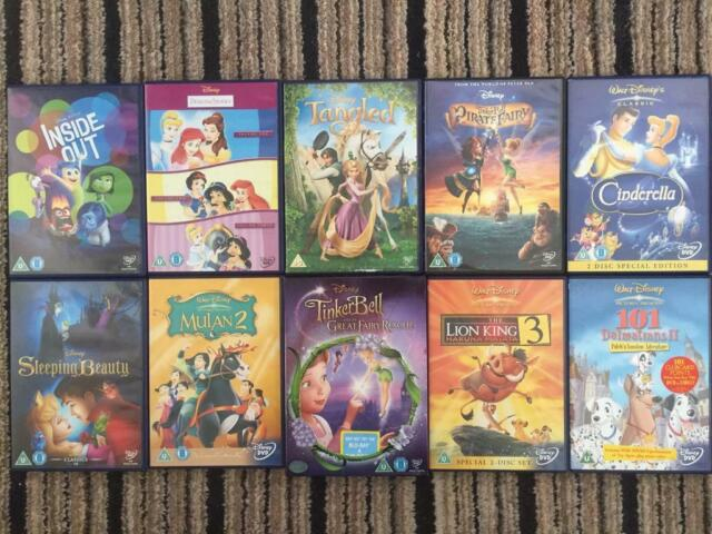 Disney DVDs | in Bradford, West Yorkshire | Gumtree