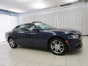 2016 Dodge Charger WOW! WHAT MORE DO YOU NEED!? SXT V6 AWD SEDAN