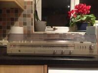 Philips retro Hifi record player radio cassette