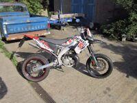 2008 Derbi DRD Pro 50cc