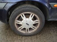 one alloy wanted for Ford Fiesta