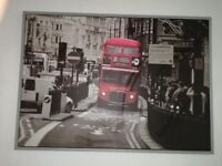 Large IKEA Red Bus picture
