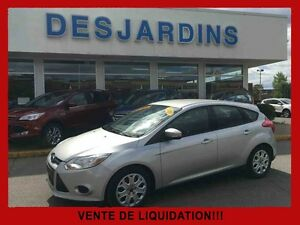 2013 Ford Focus 5-dr SE / BANC CHAUFFANTS / AIR CLIMATISE /