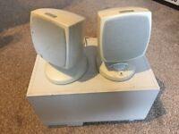 Altec-Lansing 2.1 PC speakers