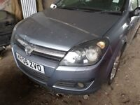 vauxhall astra 2006, Breaking and selling for parts for sale ...