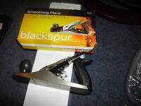 New Blackspur smoothing plane