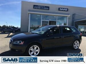2009 Audi A3 Premium Pano roof Leather NoAccidents