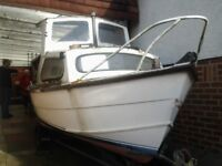 Boat Ideal Winter Project