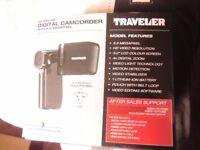 Pocket digital camcorder - Boxed