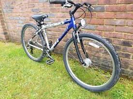 Ladies mongoose mountain bike