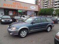 2005 Subaru Outback 2.5 i