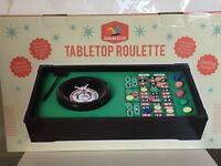 Tabletop Roulette Set - New and unopened
