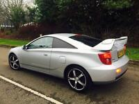 2005 TOYOTA CELICA 1.8 VVTI MOTED-26-OCT-2017 AND TAXED