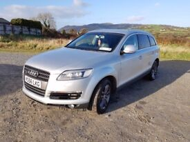 Audi Q7 4X4 Jeep TOP SPEC Full MOT (Not Range Rover BMW x5)