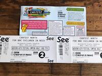 Carfest North: Weekend Camping Tickets