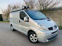 2008 Renault traffic sportive, 2.0 diesel, 12 month mot , 120k