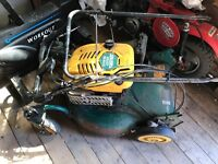 Yardman Petrol Lawnmower