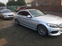 Mercedes c250 premium plus