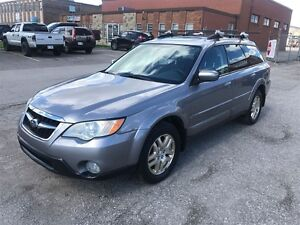 2008 Subaru Outback AUTO/AWD/ROOF/NO ACCIDENTS