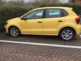 2010 Volkswagen Polo 1.2, 5Dr