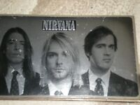 Rare Nirvana 4 CD collection,With the Lights Out,with a diary and photographed log,from 1985 to 1994