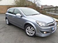 2010 VAUXHALL ASTRA 1.4 SXI 5 DOOR LONG MOT &TAX CHEAP TO RUN GREAT CONDITION