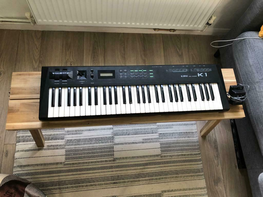 Kawai K1 Digital Synthesiser 1988 vintage retro | in Welwyn Garden City,  Hertfordshire | Gumtree