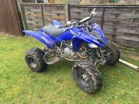 250 Yamaha rapture quad