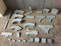 Thomas take and play 57 piece assorted track