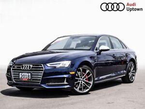 2018 Audi S4 3.0T Technik