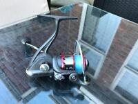 One Quantum Salsa Spinning Reel And One Daiwa Sealine X 40HV