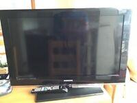 "Samsung 32"" 1080p TV"