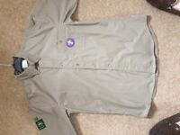 Scout shirt small