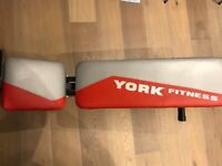 Gym bench - 6 months old - hardly used