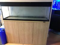 Aqua One 4FT fish tank with stand