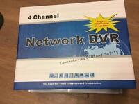 KARE® 4 Channel DVR CCTV Camera System Recorder with 4x HD Mega Pixels Outdoor Bullet Cameras