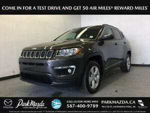 2018 Jeep Compass North 4x4 - Bluetooth, Backup Cam, Heated Fron