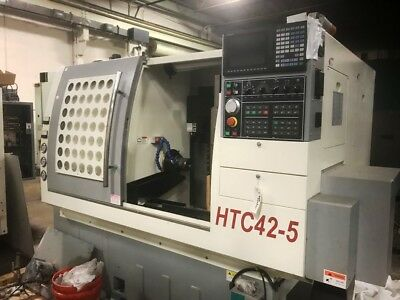 New Cnc Lathe - Gemini Gt5-42m Cnc 5-axis Turning Center Y Axis Live Milling