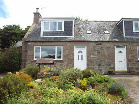 TRADITIONAL SEMI DETACHED COTTAGE WITH BEAUTIFUL VIEWS