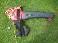 Power Devil leaf blower/vacuum