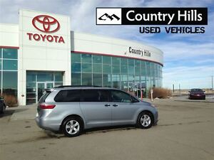 2015 Toyota Sienna 7 Pass, FWD, Clean Car Proof