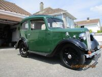 1937 AUSTIN SEVEN MK2