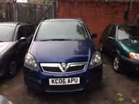 VAUXHALL ZAFIRA LIFE 1.6 PETROL *BREAKING FOR SPARE PARTS*