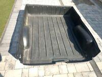 Vauxhall Combo Van Plastic Protective Floor Liner Dog Guard
