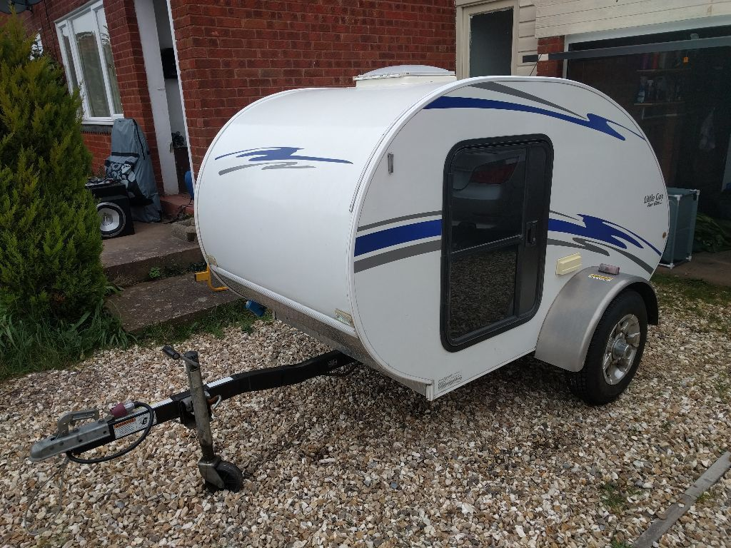 Little Guy teardrop micro camper caravan trailer | in